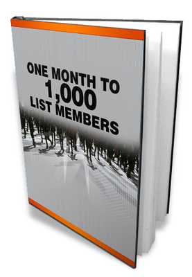 Product picture One Month 1000 Members - Make More Money From Your Website